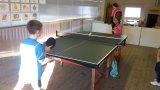 Kroužek stolního tenisu - turnaj Stochov