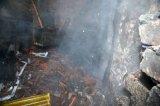 Požár v Rynholci