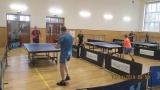 Turnaj ve stolním tenisu - čtyřhry