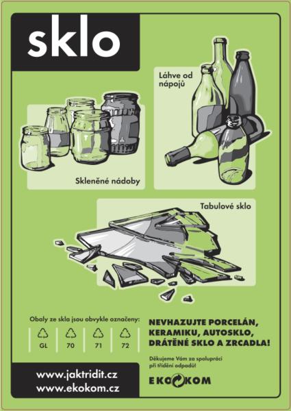 Tříděné odpady